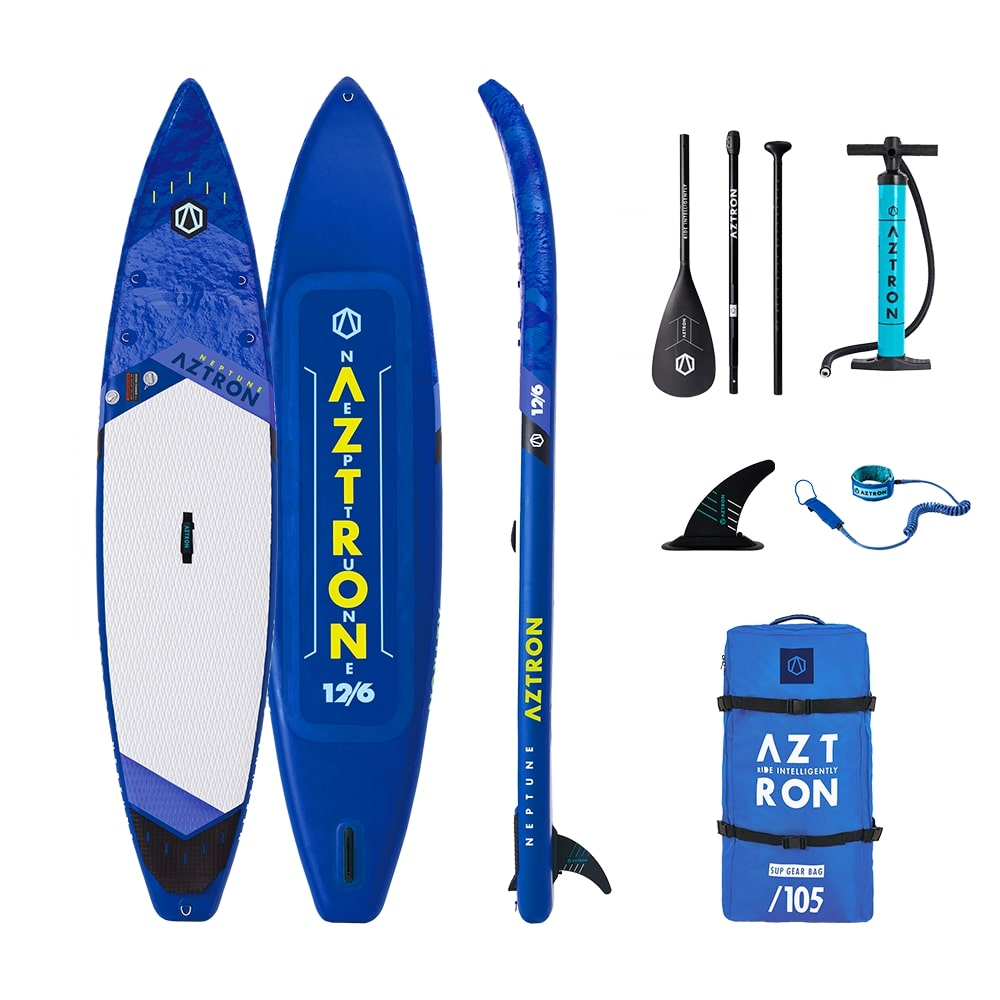 Aztron Neptune 12'6 touring SUP set