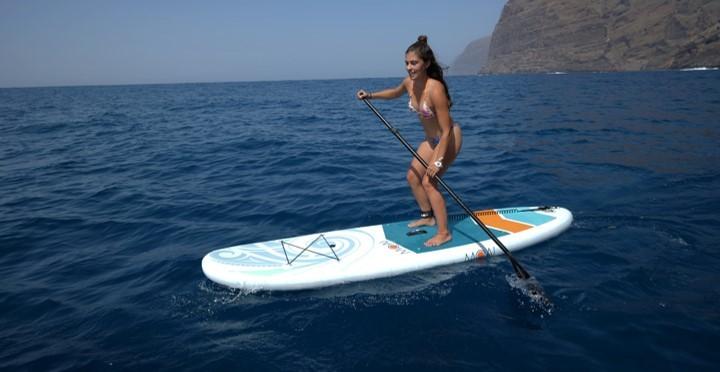 MOAI 10'6 SUP board