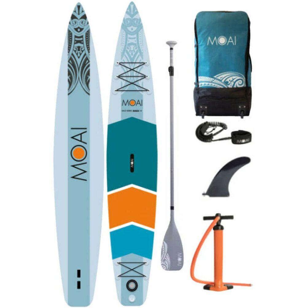 MOAI 14′ Race SUP board