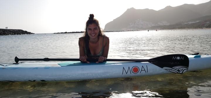 MOAI SUP board