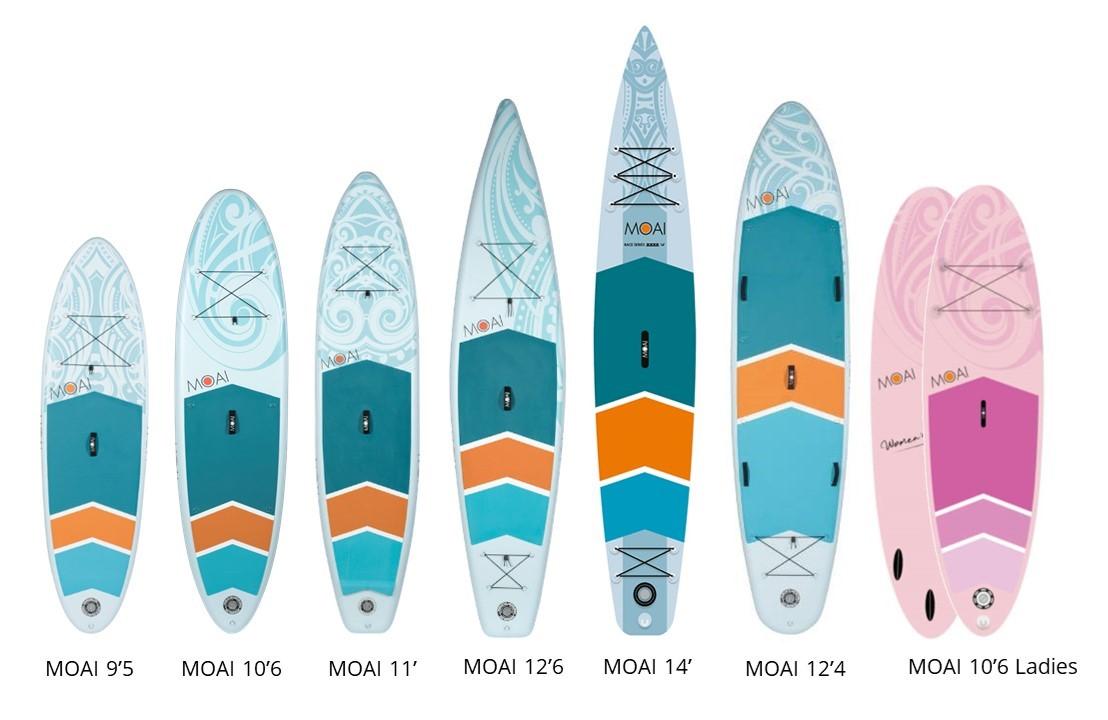 MOAI SUP boards