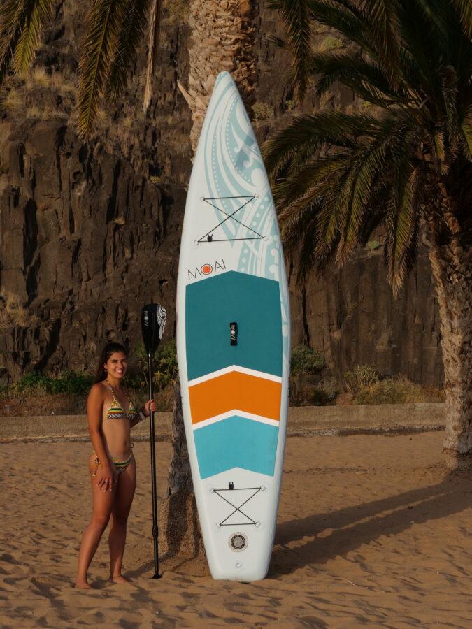 MOAI 12'6 SUP board
