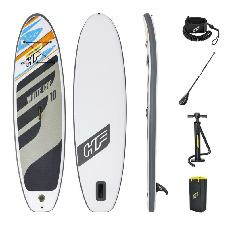 Hydro Force White Cap 10′ All-round SUP set