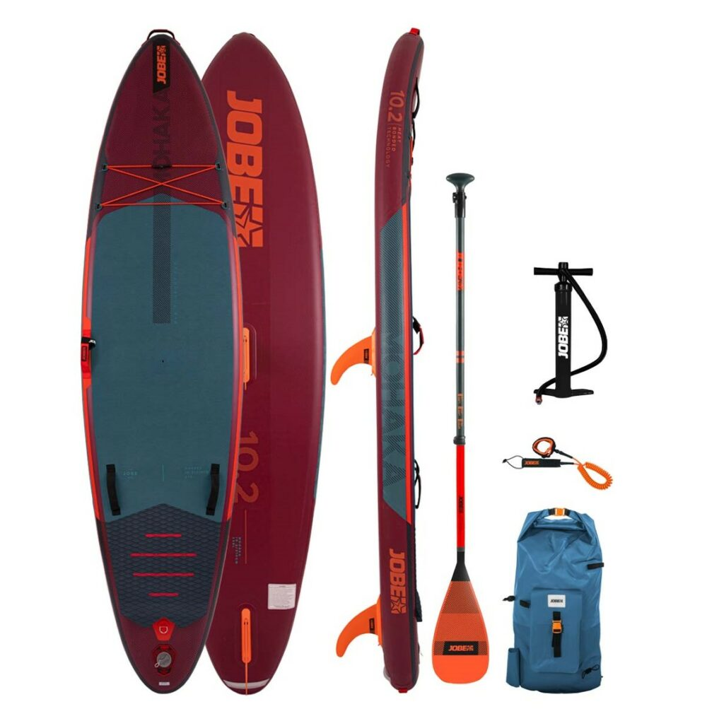 Jobe Mohaka 10'2 all-round wind surf SUP set